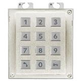 2N® IP Verso - klávesnice (nikl)