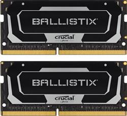 32GB (2x16GB) DDR4 3200 MT/s CL16 Crucial Ballistix SODIMM 260pin, black