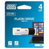 4 GB . USB kľúč . GOODDRIVE COLOUR Čierno-biela