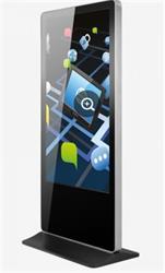 """55"""" Prestigio Digital signage, kiosk, dotykovy displej, W10 Pro Core i3, 4 GB RAM, 500Gb In door,"""