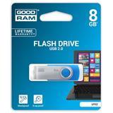 8 GB . USB kľúč . GOODDRIVE Twister Modrá