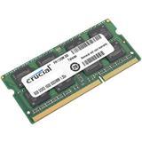 8GB DDR3L 1600 MT/s (PC3L-12800) CL11 Crucial SODIMM 204pin 1.35V/1.5V