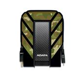 """A-DATA DashDrive™ Durable HD710M 2,5"""" externý HDD 2TB USB 3.0 maskovací-vojenský, vode a nárazom odolný"""