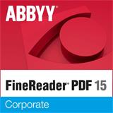 ABBYY FineReader PDF 15 Corporate, Single User License (ESD), UPGRADE, Perpetual