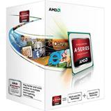 AMD, A4-6320K Processor BOX, soc. FM2, 65W, Radeon TM HD 8370D
