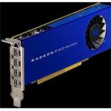 AMD Radeon Pro WX 4100 Workstation Graphics 4GB/128bit GDDR5 4x mDP, LP