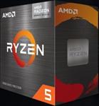 AMD, Ryzen 5 5600G, Processor BOX, soc. AM4, 65W, s Wraith Stealth chladičom, Radeon Graphics