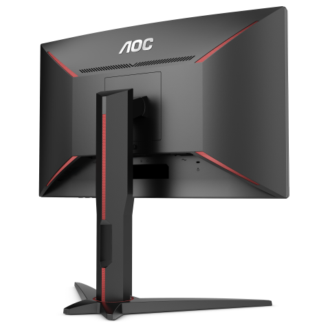 """AOC C24G1 23.6""""W VA LED 1920x1080 80 000 000:1 1ms 250cd HDMI DP cierny"""