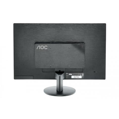 "AOC E2270SWHN 21.5""W LED 1920x1080 20 000 000:1 5ms 250cd HDMI cierny"