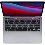 Apple 13-inch MacBook Pro: Apple M1 chip with 8-core CPU and 8-core GPU, 16GB, 256GB SSD - Space Grey CTO