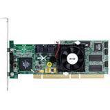 ARECA PCI-X RAID Controller, 4x SATA-II RAID 0/1/3/5,6 256MB Cache