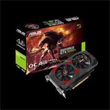 ASUS CERBERUS-GTX1050TI-O4G 4GB/128-bit GDDR5, DVI, HDMI, DP