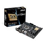 ASUS H110M-C soc.1151 H110 DDR4 mATX 1xPCIe D-Sub DVI COM