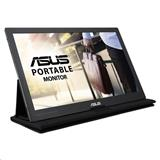 "ASUS MB169C+ 15,6"" IPS prenosný monitor USB-C 1920x1080 100mil:1 5ms 180cd čierny"