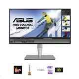 """ASUS PA27AC 27"""" WQHD IPS 2560x1440 100mil.:1 5ms 400cd USB-C 3xHDMI DP Repro čierny"""