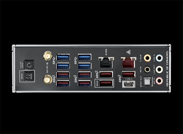 ASUS ROG CROSSHAIR VIII DARK HERO soc.AM4 X570 DDR4 ATX M.2 RAID WIFI BT