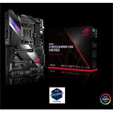 ASUS ROG CROSSHAIR VIII HERO soc.AM4 X570 DDR4 ATX M.2 RAID