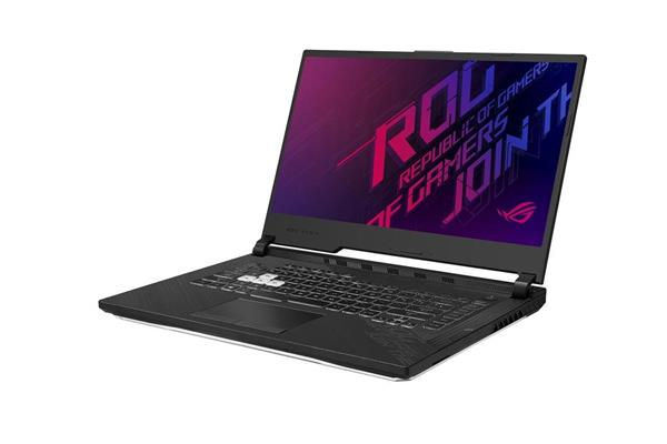 """ASUS ROG Strix G15 G513QM-HN011T AMD R7-5800H 15.6"""" FHD mat 144Hz RTX3060/6GB 16GB 512GB SSD WL BT W10 CS;Original Black"""