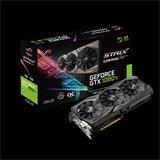 ASUS ROG-STRIX-GTX1080TI-O11G-GAMING 11GB/352-bit, GDDR5X, DVI, 2xHDMI, 2xDP