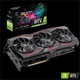 ASUS ROG-STRIX-RTX2080S-A8G-GAMING 8GB/256-bit GDDR6 2xHDMI 2xDP USB-C