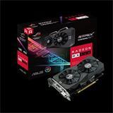 ASUS ROG-STRIX-RX560-O4G-EVO-GAMING, 4GB/128-bit GDDR5, DVI, HDMI, DP