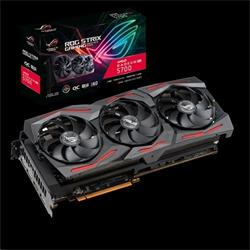 ASUS ROG-STRIX-RX5700-O8G-GAMING 8GB/256-bit, GDDR6, HDMI, 3xDP