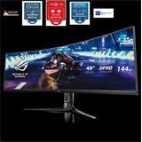 """ASUS ROG STRIX XG49VQ 49"""" DFHD 144Hz (3840x1440) FreeSync2 HDR 4ms 450cd DP 2xHDMI Repro"""