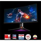 "ASUS ROG SWIFT PG35VQ 35"" UWQHD 3440 x 1440 200Hz 2500:1 2ms 1000cd HDMI DP Repro čierny"