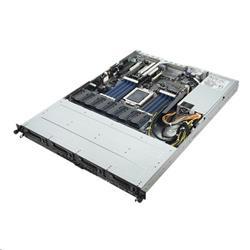 "ASUS Serversystem RS500A-E9-RS4-U 1U server 1x SP3 Epyc, 16x DDR4 ECC R, 4x SATA HS (3,5""), redund. 770W, 2x LAN, IPMI"