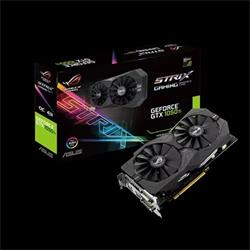 ASUS STRIX-GTX1050TI-O4G-GAMING 4GB/128-bit GDDR5, 2xDVI, HDMI, DP