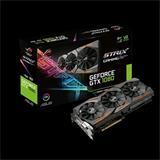 ASUS STRIX-GTX1080-A8G-GAMING 8GB/256-bit, GDDR5X, DVI, 2xHDMI, 2xDP