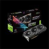 ASUS STRIX-GTX1080-O8G-GAMING 8GB/256-bit, GDDR5X, DVI, 2xHDMI, 2xDP