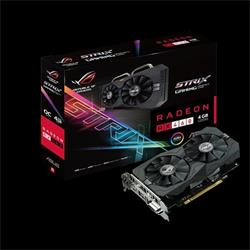 ASUS STRIX-RX460-O4G-GAMING 4GB/128-bit, GDDR5, DVI, HDMI, DP