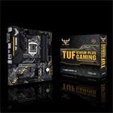 ASUS TUF B365M-PLUS GAMING soc.1151 B365 DDR4 mATX M.2 RAID HDMI DVI DP