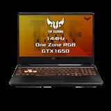 """ASUS TUF Gaming F15 FX506LH-HN004T Intel i5-10300H 15.6"""" FHD IPS 144Hz mat GTX1650/4G 8GB 512GB SSD WL BT Cam W10 CS"""