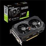 ASUS TUF-GTX1660-O6G-GAMING 6GB/192-bit, GDDR5, DVI, HDMI, DP