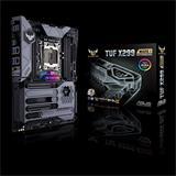 ASUS TUF X299 MARK 1 soc.2066 X299 DDR4 ATX 3xPCIe RAID 2xGL