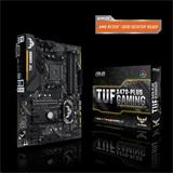 ASUS TUF X470-PLUS GAMING soc.AM4 X470 DDR4 ATX M.2 RAID USB-C DVI HDMI