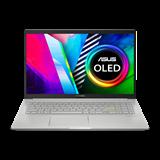 "ASUS Vivobook K513EA-OLED045T Intel i5-1135G7 15.6"" FHD OLED leskly UMA 8GB 512GB SSD WL Cam Win10 CS strieborny"