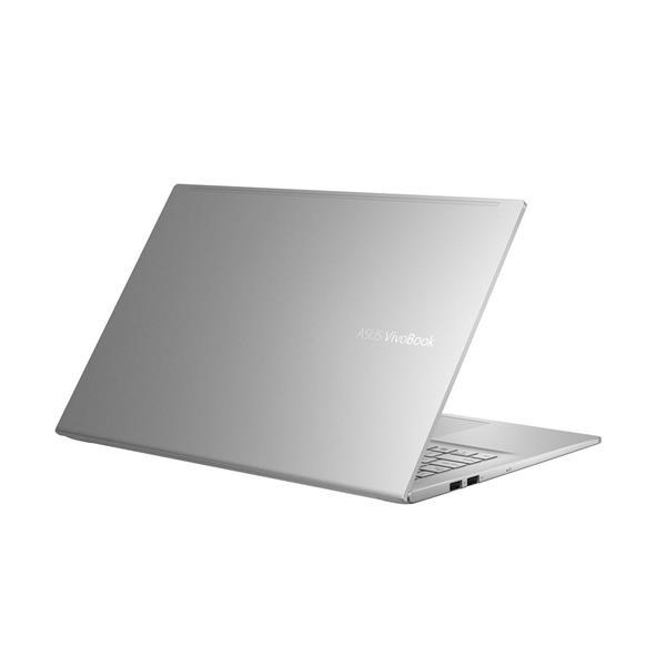 """ASUS Vivobook KM513IA-BN714T AMD R7 4700U 15.6"""" FHD matny UMA 16GB 512GB SSD WL Cam Win10 CS strieborny"""