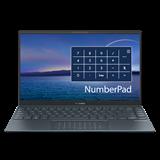 "ASUS Zenbook 14 UX425EA-KI369T Intel i3-1115G4 14"" FHD matny UMA 8GB 256GB SSD WL BT Cam W10 šedý;NumPad"