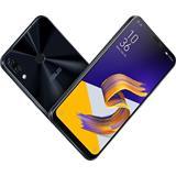 """ASUS ZenFone 5 ZE620KL 6,2"""" FHD+ OctaCore (1,80GHz) 4GB 64GB Cam8/12+8Mp 3300mAh Dual SIM LTE NFC Android 8.0 modrý"""