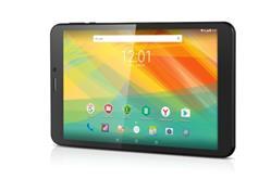 "BAZAR_Prestigio MultiPad 3418 8"" IPS 1280x800 LTE QuadCore 1/16GB WIFI BT GPS Phone 4200mAh Android 6.0 Čierna"
