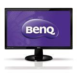 """BenQ GL2450HE 24"""" LED 1920x1080 12M:1 5ms 250cd HDMI DVI repro cierny"""