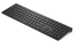 Bezdrôtová klávesnica HP Pavilion 600 - cierna