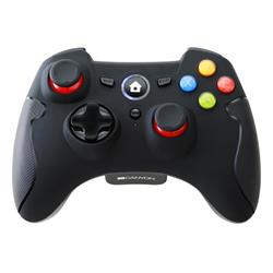 Canyon CND-GPW6 Gamepad 3v1 pre PC, Android, PS3, bezdrôtový, dual motor