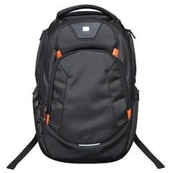 """Canyon CND-TBP5B8, batoh na notebook do veľkosti 17"""", ergonomický s veľkou kapacitou 33l, polyamid, čierny"""