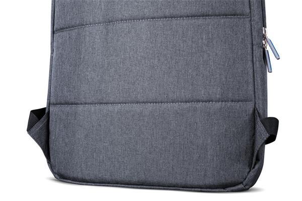 """Canyon CNE-CBP5DB4, batoh na notebook do veľkosti 15,6"""", štíhly, šedo-modrý"""