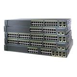 Catalyst 2960-X 24 GigE, 4 x 1G SFP, LAN Base