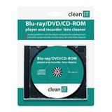 Ćistiaca sada na CD/DVD a Blu-ray mechaniky